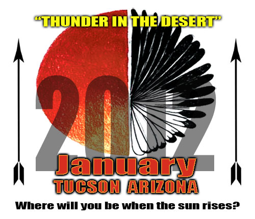 Thunder in the Desert