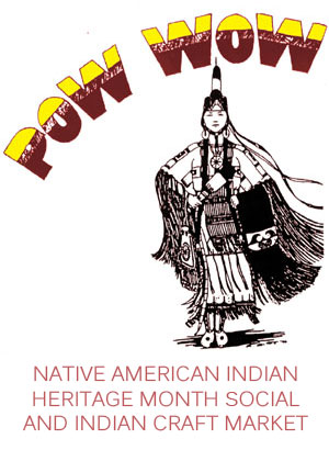 Native American Indian Heritage Month Social and Indian Craft Market