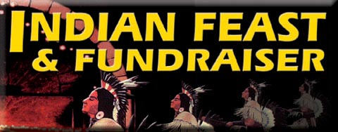 Indian Feast & Fundraiser