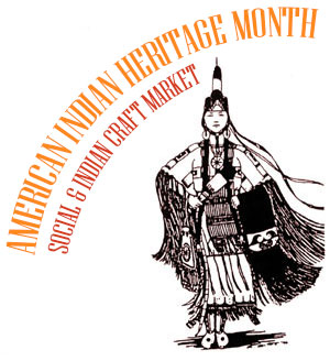 American Indian Month Social & Craft Market